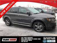 Used 2016 Dodge Journey Crossroad SUV in Toledo
