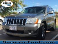 Used 2008 Jeep Grand Cherokee Limited SUV V-8 cyl For Sale in Surprise Arizona