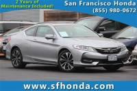 2016 Honda Accord EX Coupe at San Francisco, Bay Area Used Vehicle Dealer