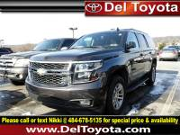 Used 2016 Chevrolet Tahoe LT For Sale in Thorndale, PA | Near West Chester, Malvern, Coatesville, & Downingtown, PA | VIN: 1GNSKBKC2GR116626