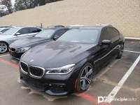 2016 BMW 750i 750i xDrive w/ M Sport/Executive/Luxury Seating/Ex Sedan in San Antonio