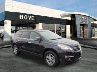 Certified Pre-Owned 2015 Chevrolet Traverse FWD 2LT