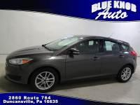 2015 Ford Focus SE Hatchback in Duncansville | Serving Altoona, Ebensburg, Huntingdon, and Hollidaysburg PA