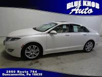 2016 Lincoln MKZ ECOBOOST Sedan in Duncansville | Serving Altoona, Ebensburg, Huntingdon, and Hollidaysburg PA