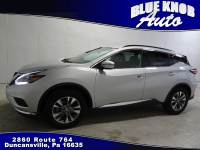 2018 Nissan Murano SV SUV in Duncansville | Serving Altoona, Ebensburg, Huntingdon, and Hollidaysburg PA