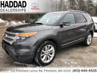 Used 2015 Ford Explorer XLT in Pittsfield MA