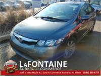 Used 2010 Honda Civic EX in Commerce Township