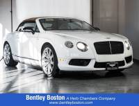 Used 2014 Bentley Continental V8 S Convertible near Boston, MA