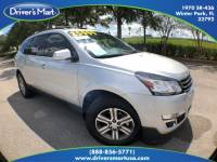 Used 2017 Chevrolet Traverse LT w/1LT| For Sale in Winter Park, FL | 1GNKRGKD1HJ348586
