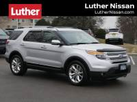 2012 Ford Explorer 4WD Limited 3rd Row Leather Nav Back up Cam Blueto