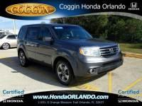 Certified 2015 Honda Pilot SE AWD SUV in Orlando FL