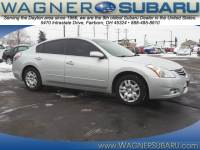 2012 Nissan Altima 2.5 S   Dayton, OH