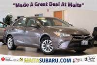 Used 2015 Toyota Camry LE Available in Sacramento CA