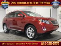 Pre-Owned 2010 LEXUS RX 450h Base SUV All-wheel Drive Fort Wayne, IN