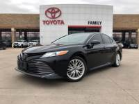 Used 2018 Toyota Camry XLE Auto
