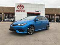 2016 Scion iM Base Hatchback