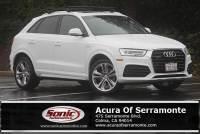 Used 2016 Audi Q3 2.0T Premium Plus For Sale in Colma CA | Stock: TGR014671 | San Francisco Bay Area