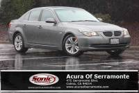 Used 2010 BMW 528i For Sale in Colma CA | Stock: TAC129549 | San Francisco Bay Area