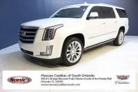 Certified Pre-Owned 2017 Cadillac Escalade ESV 4WD Premium Luxury