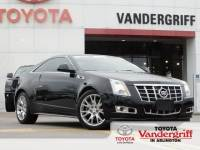 2014 CADILLAC CTS Premium Coupe Rear-wheel Drive