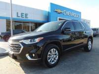 Pre-Owned 2018 Chevrolet Traverse FWD 1LT VIN 1GNERGKW4JJ246431 Stock Number 25245A