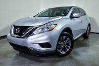 Certified Pre-Owned 2017 Nissan Murano S FWD 4D Sport Utility