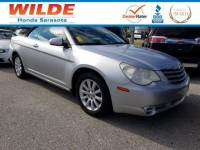Pre-Owned 2010 Chrysler Sebring Touring Convertible