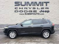 2016 Jeep Cherokee 4x4 Latitude: LATITUDE-4WD-COLD WEATHER-V6-HEATED 4WD Latitude