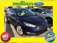 Used 2016 Ford Focus Titanium Hatchback I-4 cyl in Kissimmee, FL