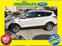 Used 2016 Ford Escape Titanium W/ Titanium Tech Package SUV I-4 cyl in Kissimmee, FL
