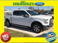 Used 2016 Ford F-150 XLT W/ 3.5L Ecoboost, Twin Panel Moonroof Truck SuperCrew Cab V-6 cyl in Kissimmee, FL