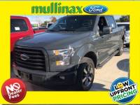 Used 2016 Ford F-150 XLT Sport W/ 20 Wheels, Twin Panel Moonroof Truck SuperCrew Cab V-6 cyl in Kissimmee, FL