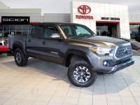 Certified Pre-Owned 2018 Toyota Tacoma TRD Pro 4WD Crew Cab Pickup