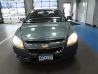 2009 Chevrolet Malibu LT Sedan ECOTEC I4 MPI DOHC VVT 16V