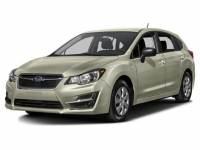 Used 2016 Subaru Impreza WAGON