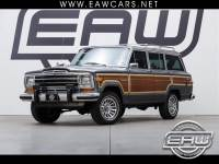 1990 Jeep Grand Wagoneer 4WD
