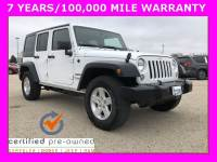 2018 Jeep Wrangler JK Unlimited Sport 4x4 SUV For Sale in Madison, WI