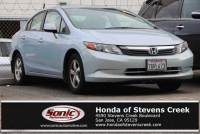Pre-Owned 2012 Honda Civic Sedan Natural Gas Automatic with Navigation