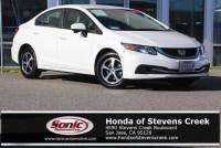 Pre-Owned 2015 Honda Civic Sedan SE CVT