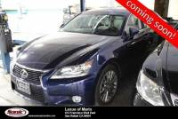Pre-Owned 2014 Lexus GS 350 4dr Sdn RWD