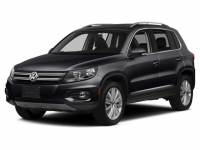 Certified Pre-Owned 2016 Volkswagen Tiguan 2.0T SE Automatic in Johnston