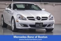 2008 Mercedes-Benz SLK-Class 3.0L Convertible in Boston