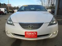 Used 2006 Toyota Camry Solara For Sale at Norm's Used Cars Inc. | VIN: 4T1FA38P26U105100