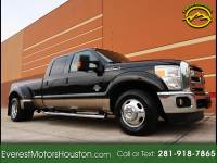2011 Ford F-350 SD Lariat Crew Cab Long Bed DRW 2WD 1-OWNER
