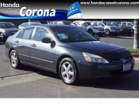 2003 Honda Accord EX in Corona, CA