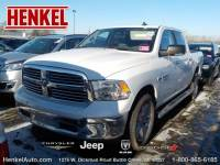 PRE-OWNED 2017 RAM 1500 BIG HORN CREW 4X4 FOUR WHEEL DRIVE TRUCK