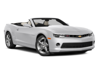 Certified Pre-Owned 2015 Chevrolet Camaro 2LT RWD 2D Convertible