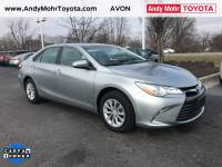 Certified Pre-Owned 2016 Toyota Camry LE FWD 4D Sedan