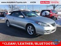 Pre-Owned 2007 Toyota Camry Solara SLE FWD 2D Convertible