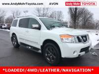 Pre-Owned 2013 Nissan Armada Platinum 4WD 4D Sport Utility